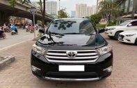 Cần bán Toyota Highlander đời 2011, màu đen, đi được 80.000km giá 950 triệu tại Hà Nội