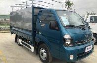 Bán xe Kia K250 đời 2020, màu xanh lam, thùng bạt giá 415 triệu tại Thanh Hóa