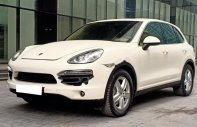 Xe Porsche Cayenne S 2010, màu trắng, nhập khẩu giá 1 tỷ 575 tr tại Hà Nội