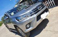 Bán Toyota Hilux 3.0G 4x4 MT năm 2016, màu bạc, xe nhập  giá 575 triệu tại Kon Tum