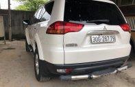 Cần bán xe Mitsubishi Pajero Sport 2.5 AT năm 2014, màu trắng còn mới giá 667 triệu tại Hà Nội