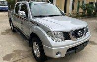 Cần bán Nissan Navara LE 2.5MT 4WD đời 2012, màu bạc, nhập khẩu  giá 360 triệu tại Hà Nội