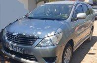 Cần bán gấp Toyota Innova 2.0EMT năm sản xuất 2013, màu bạc xe gia đình giá 398 triệu tại Đồng Tháp