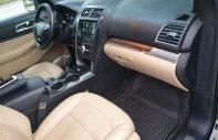 Bán Ford Explorer Limited 2.3L EcoBoost năm sản xuất 2017, màu đen, nhập khẩu giá 1 tỷ 660 tr tại Hà Nam