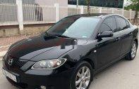 Bán ô tô Mazda 3 1.6AT năm sản xuất 2004, màu đen chính chủ giá 225 triệu tại Hà Nội