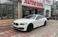 Cần bán lại xe BMW 5 Series 520i sản xuất 2016, màu trắng, nhập khẩu nguyên chiếc giá 1 tỷ 499 tr tại Hà Nội