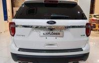 Bán Ford Explorer Limited 2019, màu trắng, nhập khẩu giá 2 tỷ 268 tr tại Cần Thơ