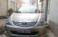 Cần bán Toyota Innova sản xuất năm 2009, xe gia đình giá 315 triệu tại Tp.HCM