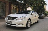 Bán Hyundai Sonata 2012, màu trắng, nhập khẩu   giá 550 triệu tại Tp.HCM