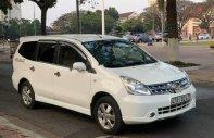 Bán Nissan Grand livina 2011, màu trắng, chính chủ giá 234 triệu tại Hưng Yên