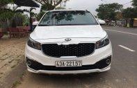 Bán Kia Sedona 2.2 sản xuất 2016, màu trắng giá cạnh tranh giá 820 triệu tại Đà Nẵng