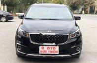 Cần bán xe cũ Kia Sedona 2.2L DATH năm 2016, màu đen giá 920 triệu tại Hà Nội