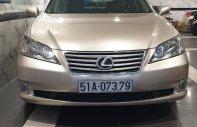 Bán xe Lexus ES350 AT năm 2011, màu vàng, nhập khẩu giá 1 tỷ 150 tr tại Tp.HCM