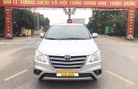 Bán Toyota Innova 2.0E năm sản xuất 2014, màu bạc giá 470 triệu tại Hà Nội