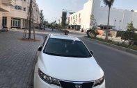 Cần bán gấp Kia Forte đời 2013, màu trắng giá 360 triệu tại Tp.HCM