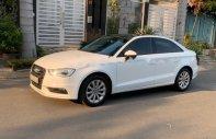 Bán Audi A3 1.8 AT 2015, màu trắng, nhập khẩu, số tự động giá 820 triệu tại Tp.HCM