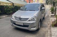 Bán Toyota Innova năm sản xuất 2012, màu bạc số sàn giá 343 triệu tại Tp.HCM