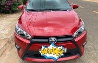 Bán Toyota Yaris sản xuất 2015, màu đỏ, nhập khẩu   giá 455 triệu tại Gia Lai