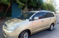 Cần bán Toyota Innova sản xuất năm 2008, màu ghi vàng giá 265 triệu tại Bình Dương