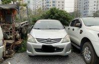 Ngân hàng thanh lý chiếc xe Toyota Innova đời 2011, màu bạc giá 330 triệu tại Hà Nội