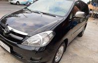 Gia đình cần bán xe Toyota Innova đời 2007, màu đen giá 285 triệu tại Gia Lai