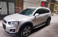 Bán Chevrolet Captiva sản xuất 2016, màu bạc, giá tốt giá 588 triệu tại Hà Nội