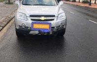 Cần bán Chevrolet Captiva Maxx LTZ sản xuất 2010, màu bạc số tự động, giá 275tr giá 275 triệu tại Đà Nẵng