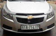 Bán Chevrolet Cruze đời 2012, màu bạc, giá cạnh tranh giá 295 triệu tại Bình Dương
