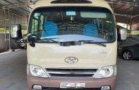 Bán Hyundai County năm sản xuất 2015, màu kem (be) mới chạy 162.000 km giá 680 triệu tại Hậu Giang