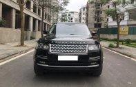 Cần bán xe LandRover Range Rover Autobiography LWB 5.0 năm sản xuất 2014, màu đen giá 4 tỷ 850 tr tại Hà Nội