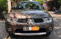 Bán ô tô Mitsubishi Pajero 3.0AT sản xuất năm 2012, màu nâu số tự động, 379 triệu giá 379 triệu tại Đà Nẵng