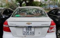 Ngân hàng thanh lý chiếc Chevrolet Aveo LT đời 2018, màu trắng giá 272 triệu tại Hà Nội