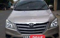 Bán Toyota Innova sản xuất năm 2015, xe chính chủ giá 485 triệu tại Bình Dương