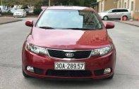 Bán Kia Forte năm 2011, màu đỏ, nhập khẩu nguyên chiếc giá 362 triệu tại Hà Nội