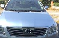 Bán Toyota Innova E đời 2013, màu bạc, xe gia đình giá 396 triệu tại Tp.HCM