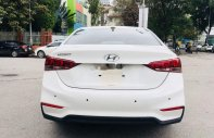 Cần bán gấp Hyundai Accent năm 2018, màu trắng, giá tốt giá 488 triệu tại Hà Nội