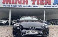 Bán Audi A5 2017, màu đen, nhập khẩu nguyên chiếc giá 1 tỷ 890 tr tại Hà Nội