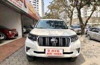Bán xe Toyota Prado sản xuất 2010, màu trắng, chính chủ sử dụng giá 1 tỷ 80 tr tại Hà Nội