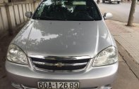 Bán Chevrolet Lacetti sản xuất 2013, màu bạc giá 230 triệu tại Đồng Nai