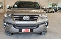 Cần bán lại xe Toyota Fortuner đời 2017, màu bạc, nhập khẩu Indonesia giá 880 triệu tại Tp.HCM