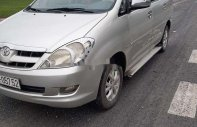 Bán ô tô Toyota Innova G sản xuất 2008, màu bạc như mới giá 285 triệu tại Hà Nội