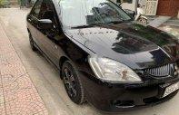 Bán xe cũ Mitsubishi Lancer đời 2003, màu đen giá 162 triệu tại Bắc Giang