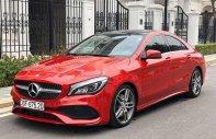 Bán Mercedes CLA250 FL đời 2016, màu đỏ, nhập khẩu giá 1 tỷ 199 tr tại Hà Nội