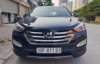 Bán Hyundai Santa Fe 2012, màu xanh lam, nhập khẩu, giá chỉ 669 triệu giá 669 triệu tại Hà Nội
