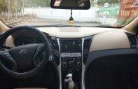 Cần bán Hyundai Sonata đời 2009, màu đen, nhập khẩu n  giá 425 triệu tại Tp.HCM