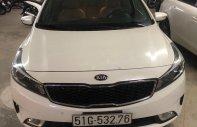 Cần bán Kia Cerato đời 2018, màu trắng   giá 546 triệu tại Tp.HCM