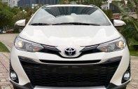 Cần bán Toyota Yaris sản xuất năm 2018, màu trắng giá 599 triệu tại Hà Nội