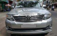 Cần bán Toyota Fortuner sản xuất năm 2016, màu bạc, nhập khẩu giá 765 triệu tại Tp.HCM