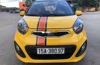 Bán Kia Morning sản xuất năm 2013, màu vàng, giá chỉ 186 triệu giá 186 triệu tại Hải Phòng
