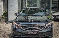 Bán ô tô Mercedes C200 Exclusive năm 2019, màu đen giá 1 tỷ 640 tr tại Tp.HCM